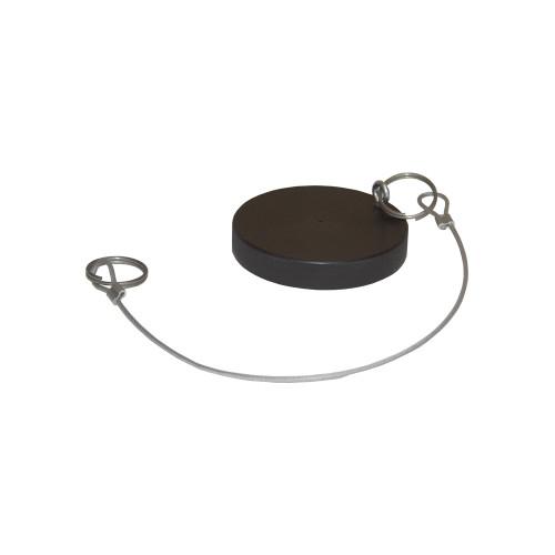 Dixon 2 1/2 in. Dust Cap for Mann Tek Dry Aviation Adapters