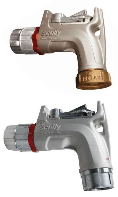 Scully Sculflow Ball-Valve Delivery Nozzles