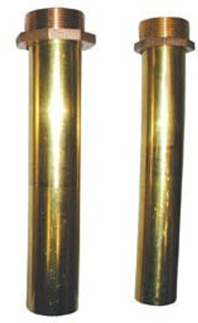 Scully Brass Nozzle Spouts