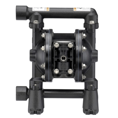 ARO Compact Series 3/4 in. Aluminum Air Diaphragm Pump w/ Hytrel Diaphragm