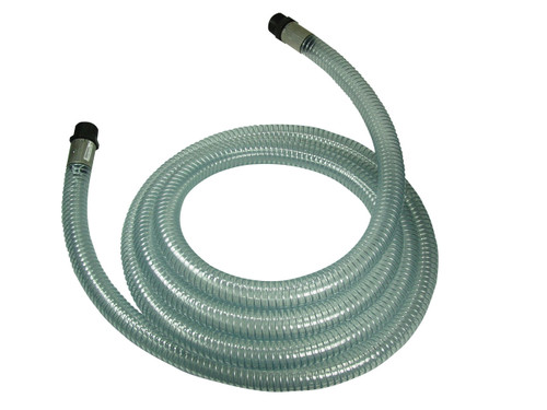 1 1/2 in. PVC DEF Hose Assembly Male NPT Fitting x Male NPT Fitting