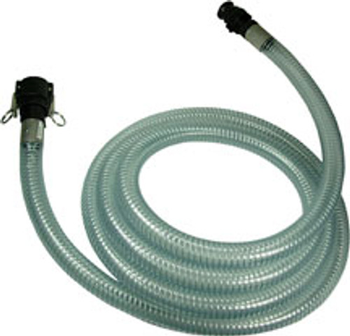 1 1/2 in. PVC DEF Hose Assembly Part C Coupler X Part E Adapter