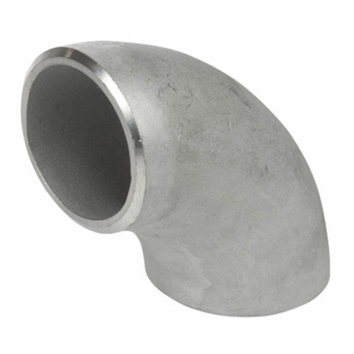Smith Cooper 304 Stainless Steel 1 1/2 in. 90° Long Radius Elbow Weld Fittings - Sch 40