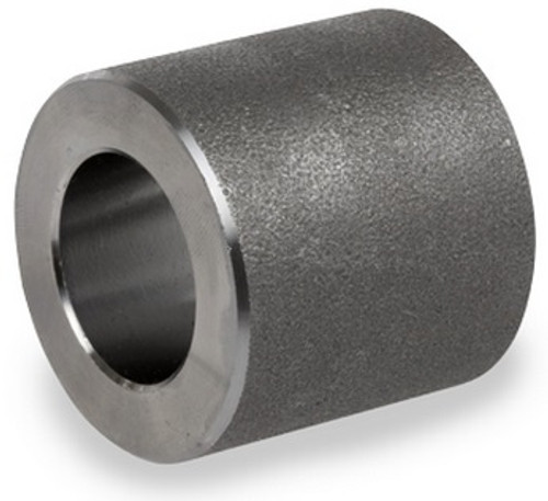 Smith Cooper 3000# Forged Carbon Steel 1/4 in. Coupling Fitting - Socket Weld