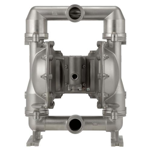 ARO PM15 Series FDA 1 1/2 in. Diaphragm Pump w/ PTFE Balls & PTFE/Santoprene Diaphragm