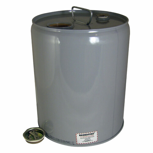 HAZMATPAC 5 Gallon Tighthead Drum Shipper