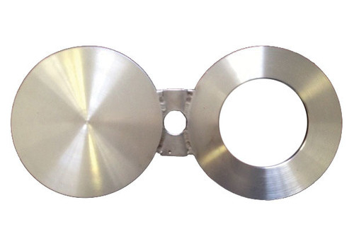 CDR 6 in. 304 Stainless Steel Spectacle Blind Flanges