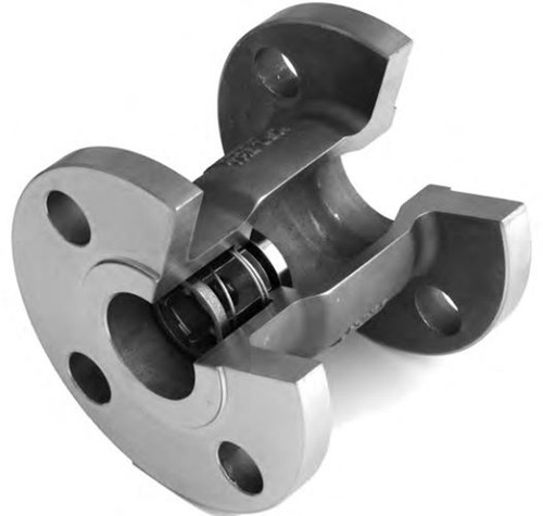 Check-All Valve Style HV 316 Stainless Steel Flanged & Drilled Check Valve