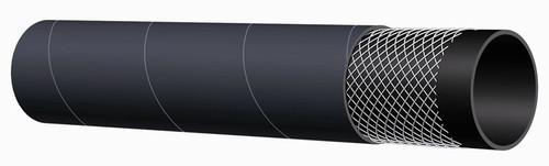 Kuriyama T254AA 3 in. 150 PSI High Pressure Water Discharge Hose Assemblies w/ Male NPT Fittings