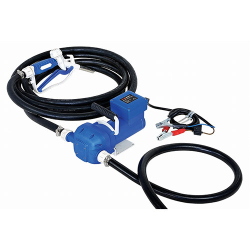 Fuelworks 12V DC DEF Portable Pump Kit - 6 GPM