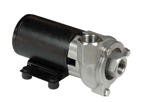 MP Pumps CFX 75 Series 115V AC Explosion Proof Phase 1 316 Stainless Steel Centrifugal Pump