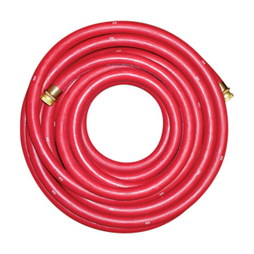 Continental ContiTech 1 3/8 in. Redwing Fuel Oil Delivery Hose Assembly w/ Male NPT Ends