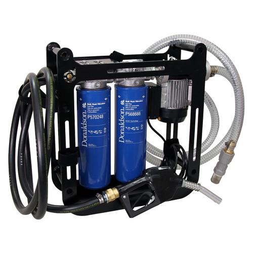Donaldson 120V AC Clean Diesel Carts - 15 GPM