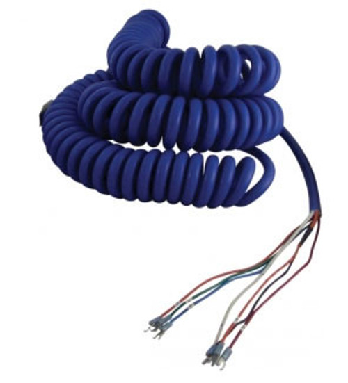 Civacon Blue Coiled Cord Only for Scully® Compatible System