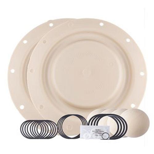 ARO 1 in. PRO Series Diaphragm Pump Fluid Section Repair Kit for 666100122C Model