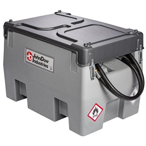 John Dow CarryTank 12V Polyethylene Tanks for Diesel Transport & Dispensing - 58 Gallon