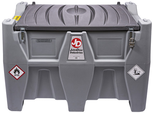 John Dow CarryTank 12V Polyethylene Tanks for Diesel Transport & Dispensing - 106 Gallon