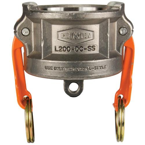 Dixon Vent-Lock Safety Cam & Groove Part DC Dust Cap