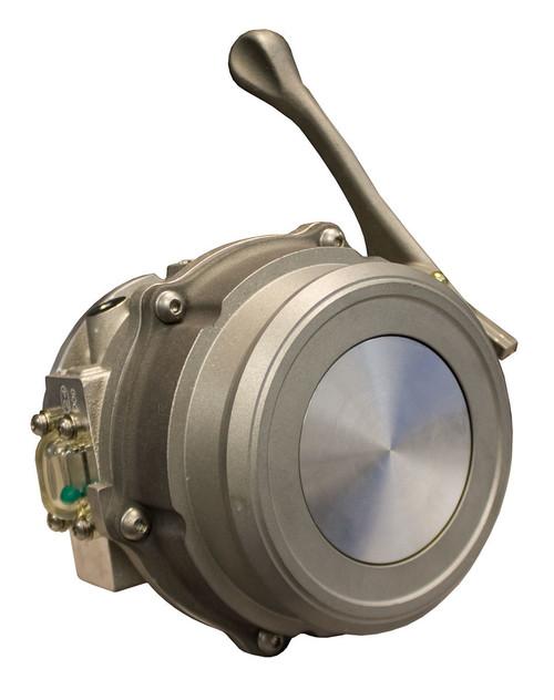 Civacon API Bottom Loading Adapters Openable w/ Aluminum Handle & Sight Glass