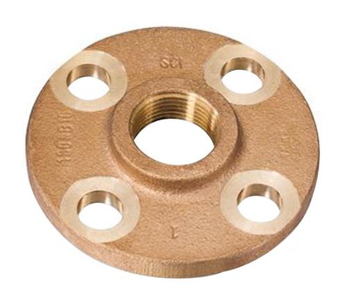 Smith Cooper Bronze 150# Standard Flanges - Threaded