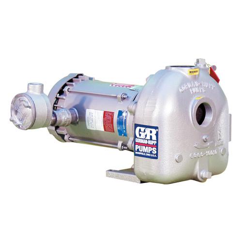 AMT/Gorman Rupp Cast Iron 2 in.  2 HP Self-Priming 3450 RPM Centrifugal Flammable Liquids Pumps