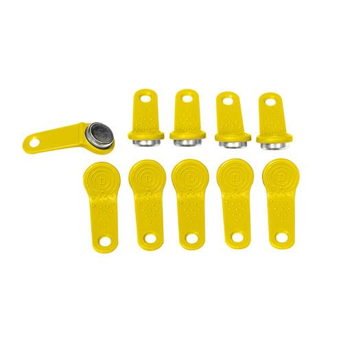 Piusi 10 Yellow User Keys for MC Box 1.0, 1.5, & 2.0