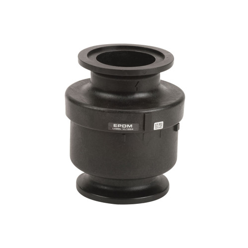 Banjo 2 in. Full Port Flanged Poly Check Valve