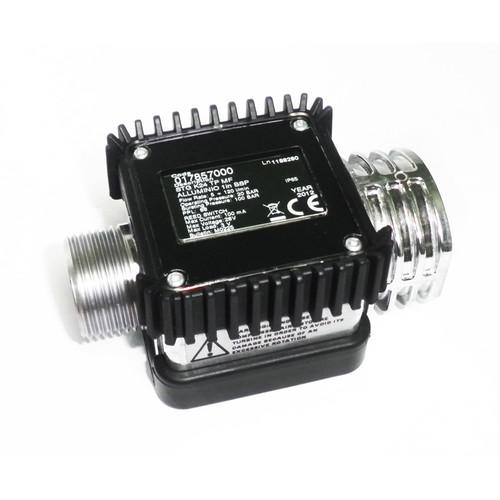 Piusi K24-A 1 in. NPT Inline Pulse Meter