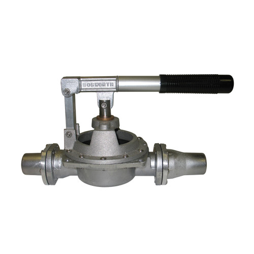 Bosworth GH-3500A Guzzler 1 1/2 in. S x 1 in. FNPT Aluminum Hand Pumps - 15 GPM