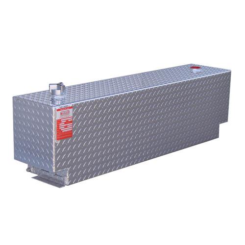 43 Gallon DOT Aluminum Rectangular Transfer Tank