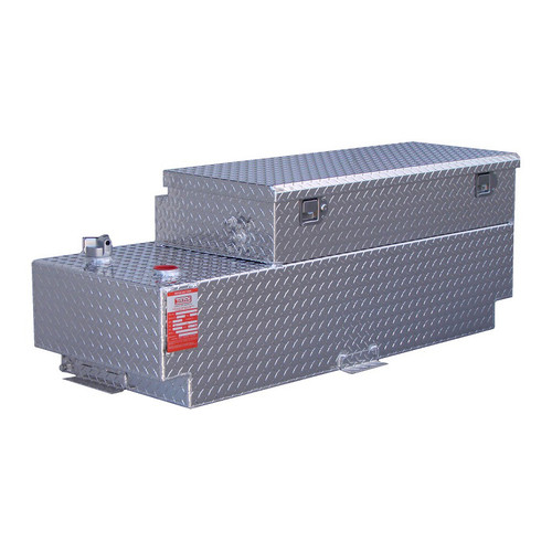 58 Gallon DOT Refueling Tank/Toolbox Combo