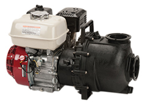 Banjo 3 in. Poly Manifold Wet Seal Centrifugal Pump 293 GPM - 6.5 HP Honda