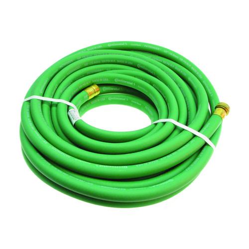 Continental ContiTech 5/8 in. Green Pathfinder® Garden Water Hose w/ Male x Female Garden Hose Threaded Ends
