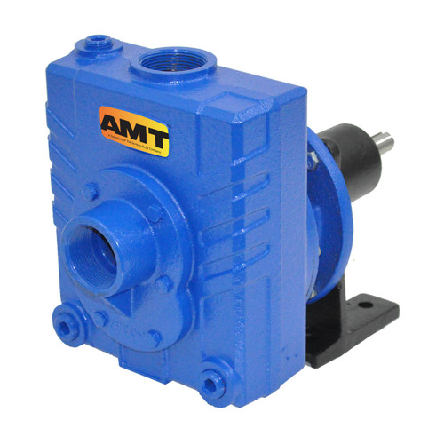AMT 282P-95 1 1/2 in. Cast Iron Self Priming Centrifugal Pedestal Pump