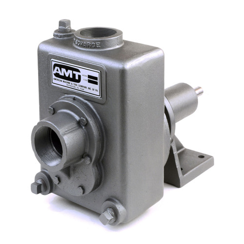 AMT 2761-99 2 in. Stainless Steel Self Priming Centrifugal Pedestal Pump