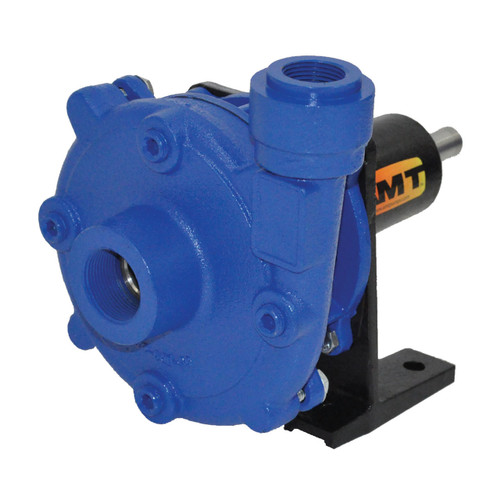 AMT 3682-95 3/4 in. x 1/2 in. Cast Iron Straight Centrifugal Pedestal Pump