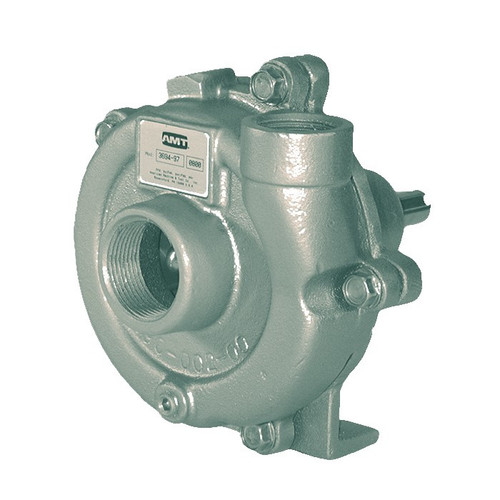 AMT 3704-98 1 in. x 3/4 in. Stainless Steel Straight Centrifugal Pedestal Pump