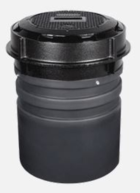 Defender Series Grade Level Spill Container with Visual Monitor