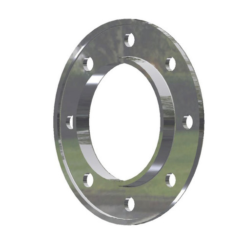 Allegheny Valve 304 Stainless Steel Flued Flange 4 in.