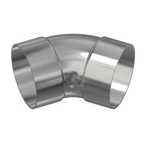 Allegheny Coupling 4 in. 45° Steel Short Radius Bend Belled