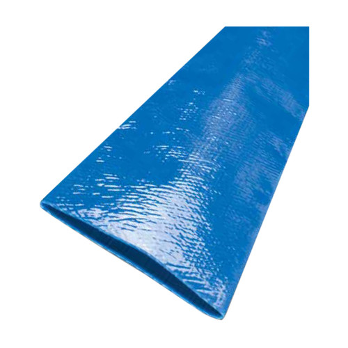 Kuriyama Vinylflow EZ Lite 2 in. General Purpose PVC Water Discharge Hose - Hose Only