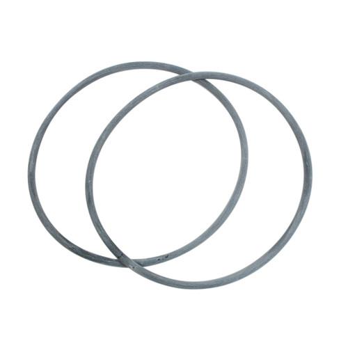 Brodie International Gray O-Ring 2 Pack