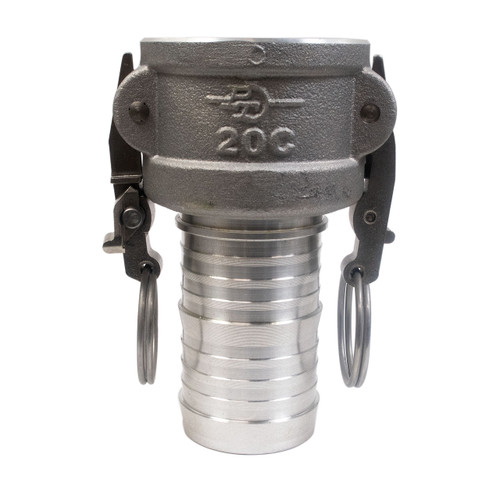 PT Coupling 2 in. Coupling Aluminum Staylok II Camlock