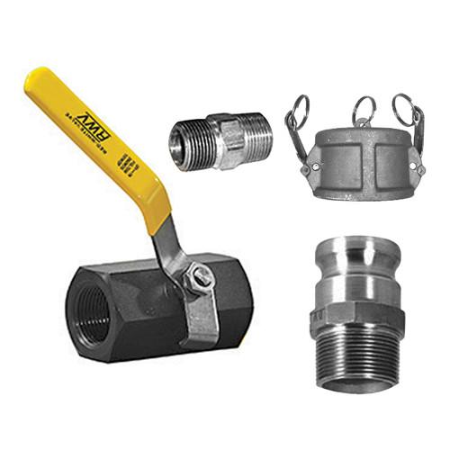 Balcrank 1 in. Cam-Lock Kit