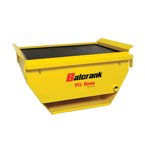 Balcrank Pit Boss 34 Gallon Truck Drain