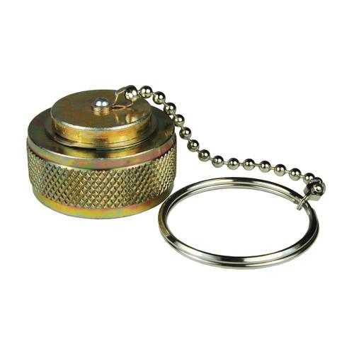 Dixon 1 3/4 in. Female Acme Cap w/ Ring & Chain