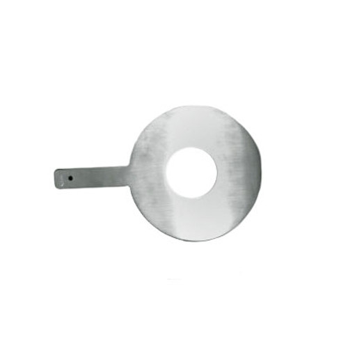 CDR 3 in. Stainless Steel Raised Face Orifice Plate Flanges