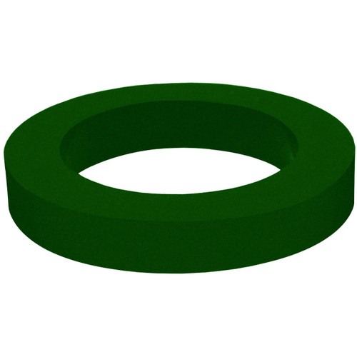 Dixon 3 in. Extra Thick Viton Quick Coupling Gasket (Green)