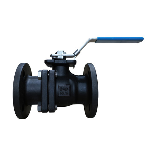 CF Valve 150 Flanged 1 1/2 in. Fire Safe Ball Valve