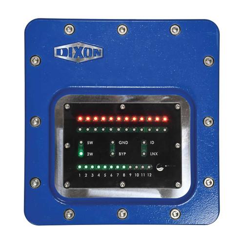 Dixon Overfill Protection Rack Monitor